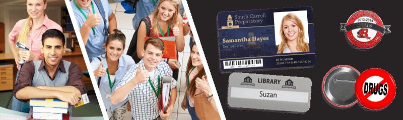 Badges voor scholen & universiteiten