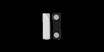 Hechtmagneet bevestiging - Plastic behuizing (2 magneten)
