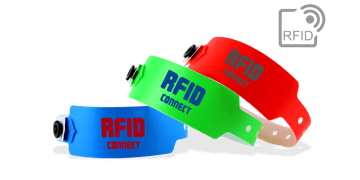 RFID PDC Smart® Superband® Polsbandjes